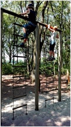 Klimpark Outdoor Grolloo Holandia opinie TripAdvisor