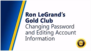 Subscriptions RON LEGRAND S