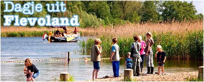 Gratis dagjes uit in Flevoland Uitmetkorting
