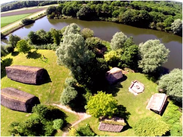 Swifterkamp Prehistorische Nederzetting We gaan op kamp