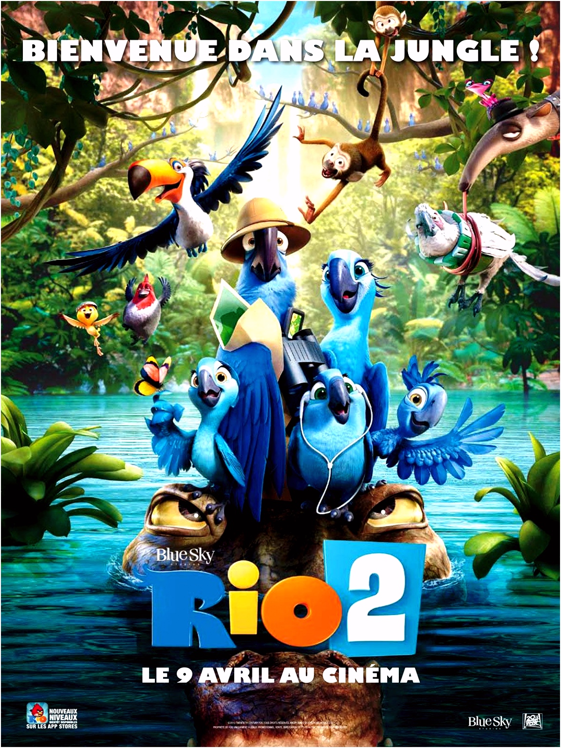 Rio 2 ≡ Hd ≡ Rio 2 En Streaming Plet Video W7uy33mgu7 Rmushueqau