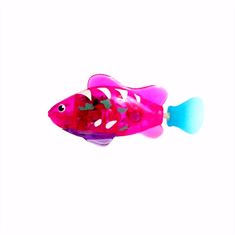 2018 Robot Fish Swimming Diving Electric Turbot Clownfish Battery