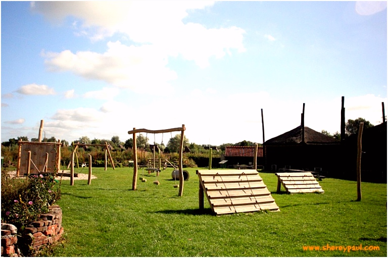 The funnest playgrounds in and around Alde Feanen
