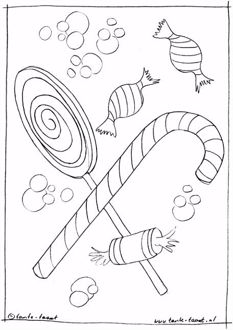 8 sinterklaas in kleurplaat sletemplatex1234