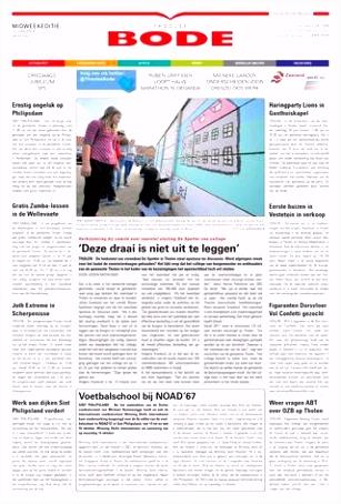 DT by Uitgeverij de Bode issuu