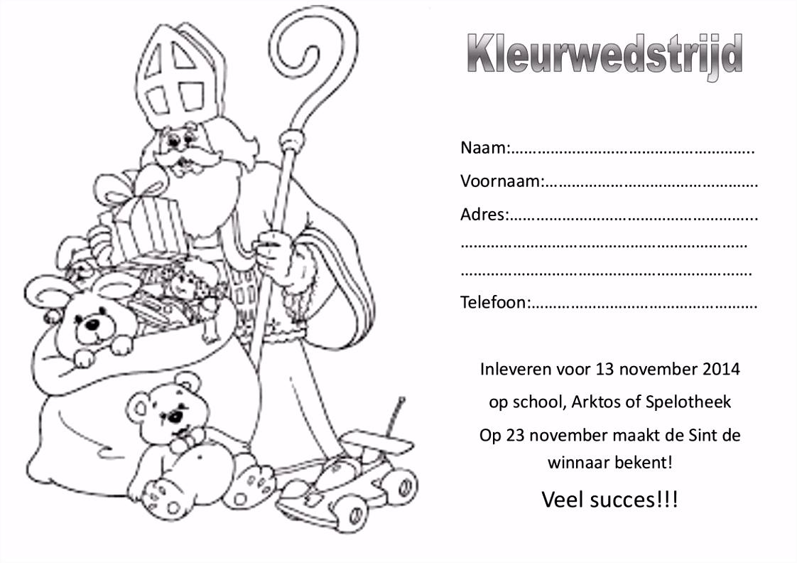 Sinterklaasfeest — Banneuxwijk