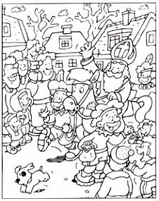 655 beste afbeeldingen van Thema Sint & Piet in 2018 Coloring