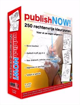 publishNOW rechtenvrij beeldmateriaal op CD en DVD Keuze uit