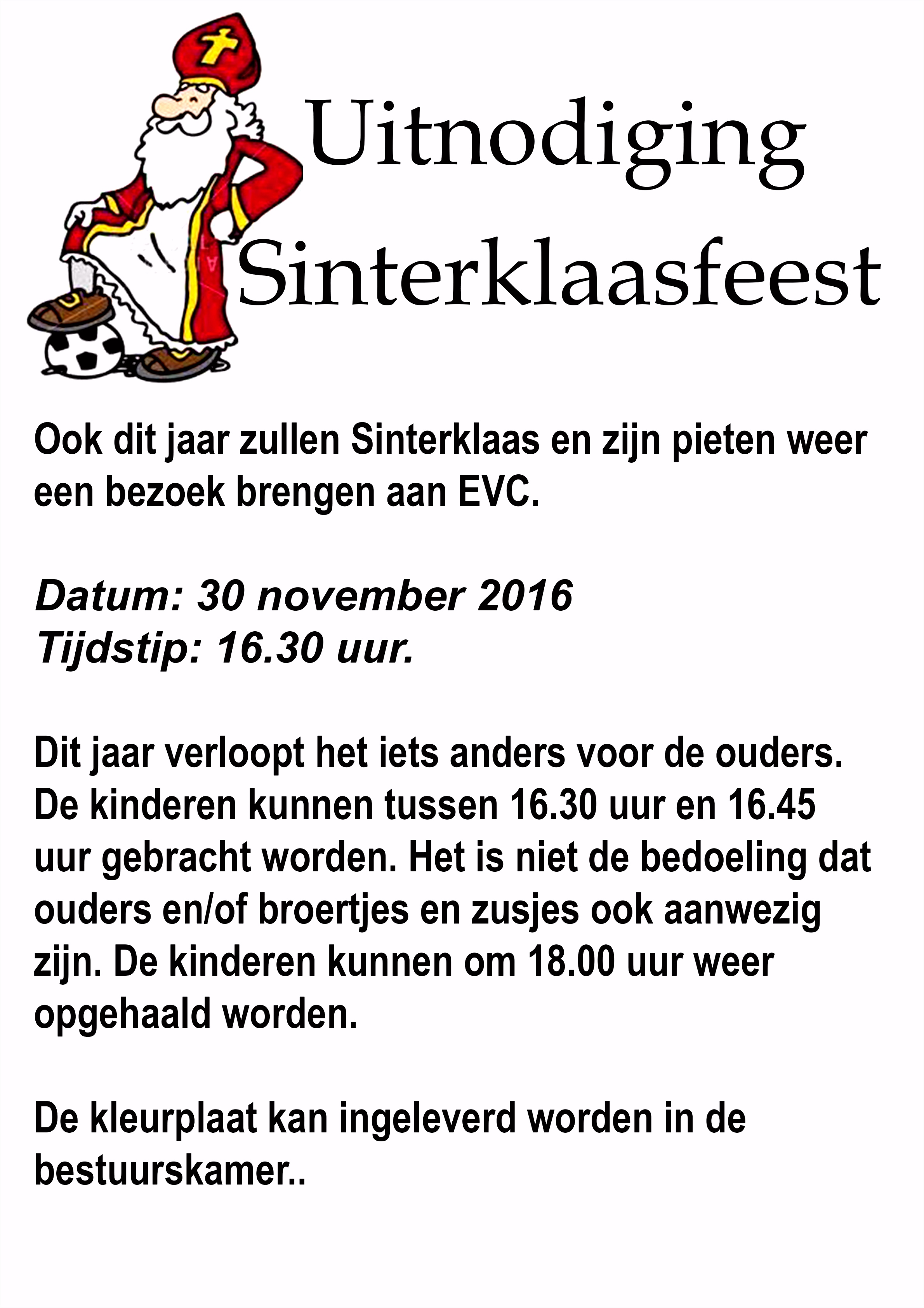 Sinterklaas Spelregels Great Sinterklaas With Sinterklaas