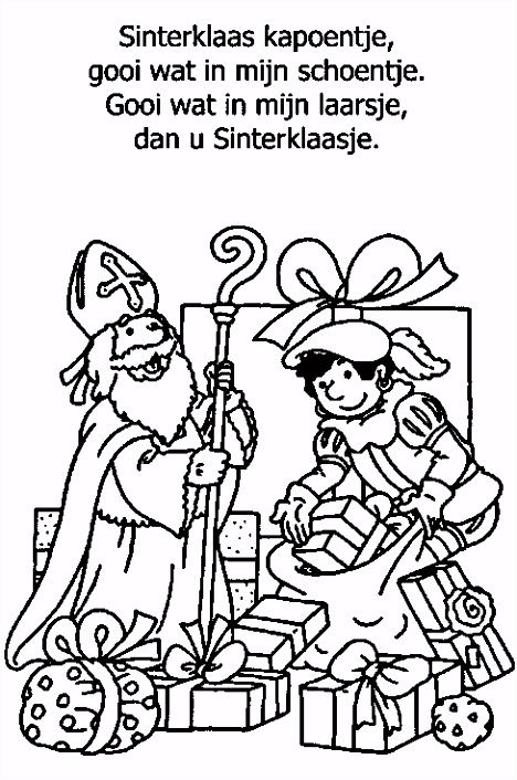 Arte Piet Kleurpla Sinterklaas Spellet Opinie Tokyoughoul Re