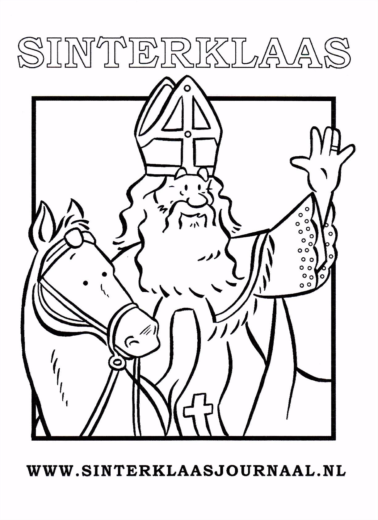Sinterklaas – Sinterklaasjournaal