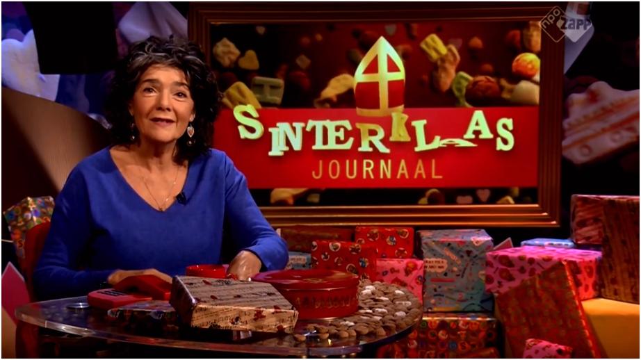 Sinterklaasjournaal contentmarketing met hulp hub en heropiet