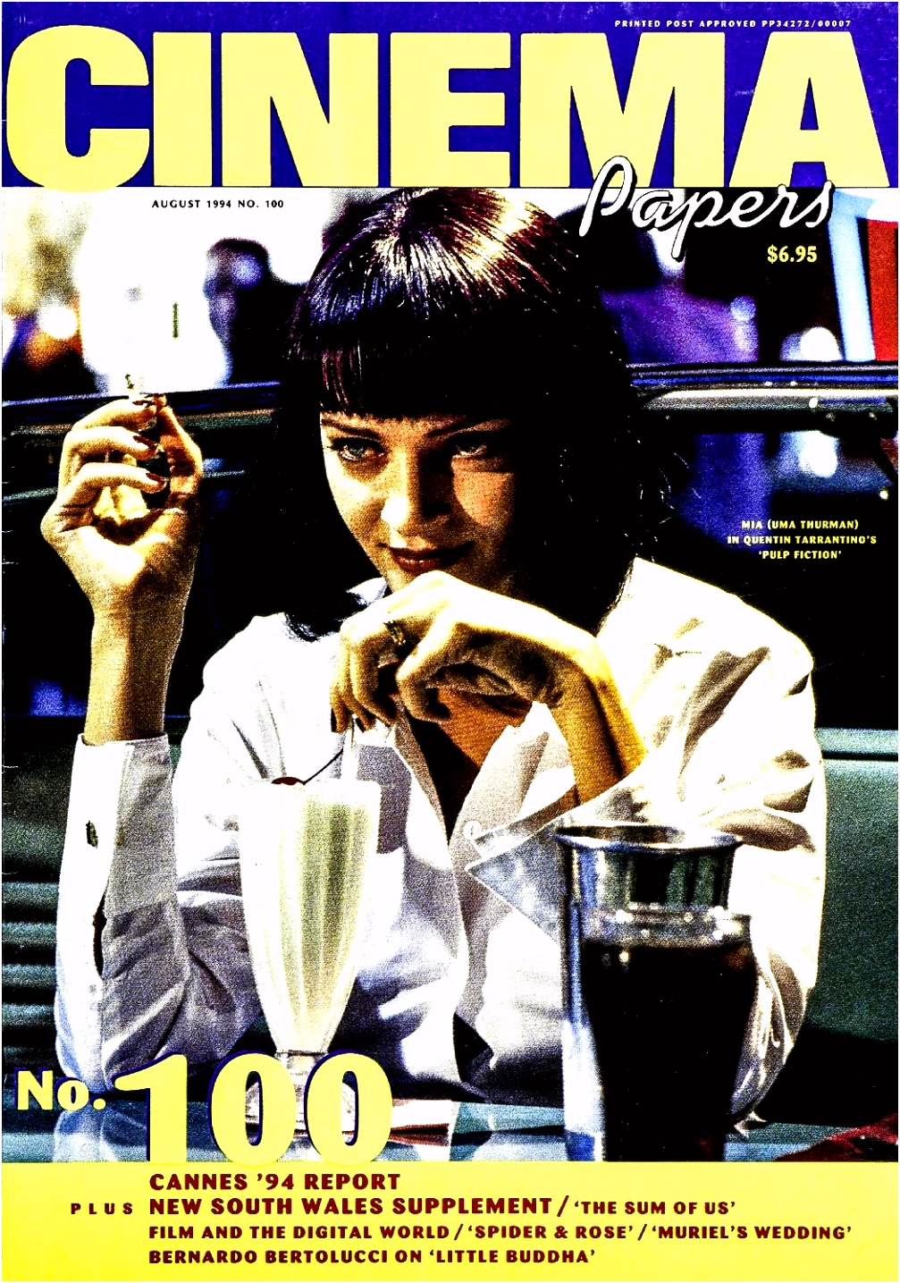 Cinema Papers No 100 August 1994 by UOW Library issuu