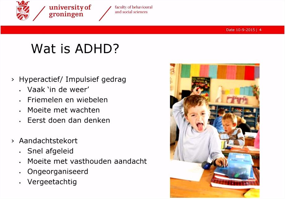 Doen wat werkt Interventies in de klas voor kinderen met ADHD PDF