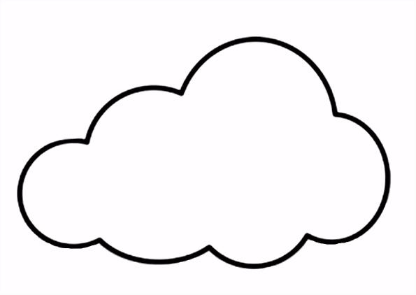 Passo a passo o fazer uma parede de nuvens