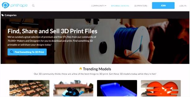 Die 5 besten Quellen für kostenlose 3D Druck Modelle 2019 3Druck