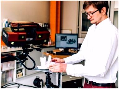 3D Scannen – Zur Datenerstellung von 3D Druck Modellen