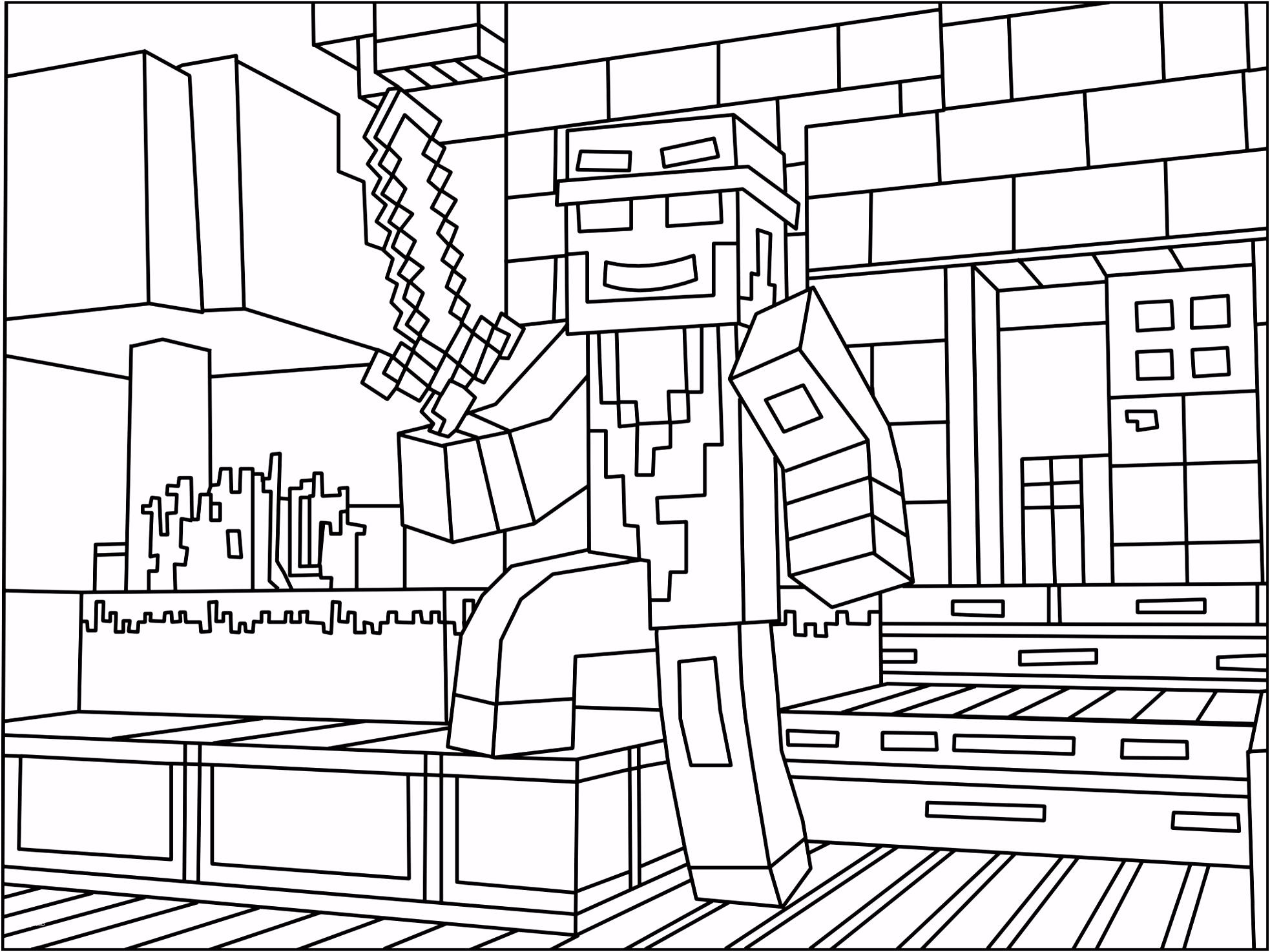 Bilder Zum Ausdrucken Minecraft