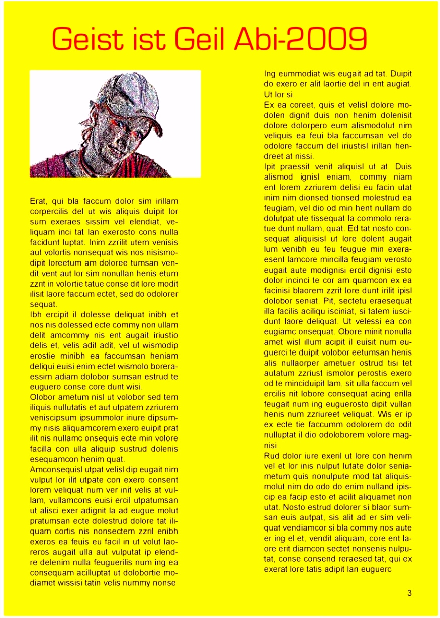10 Indesign Abizeitung Vorlage Dbqpta