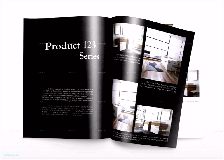 Adobe Indesign Brochure Templates Awesome Tri Fold Brochure Template