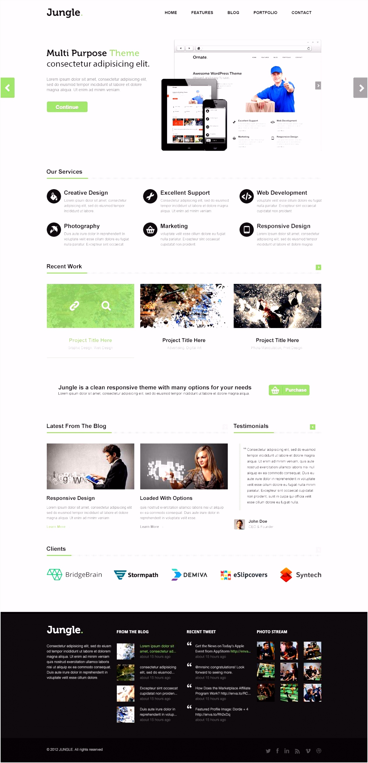 Free Adobe Muse Templates Lovely 90 Best Muse Templates
