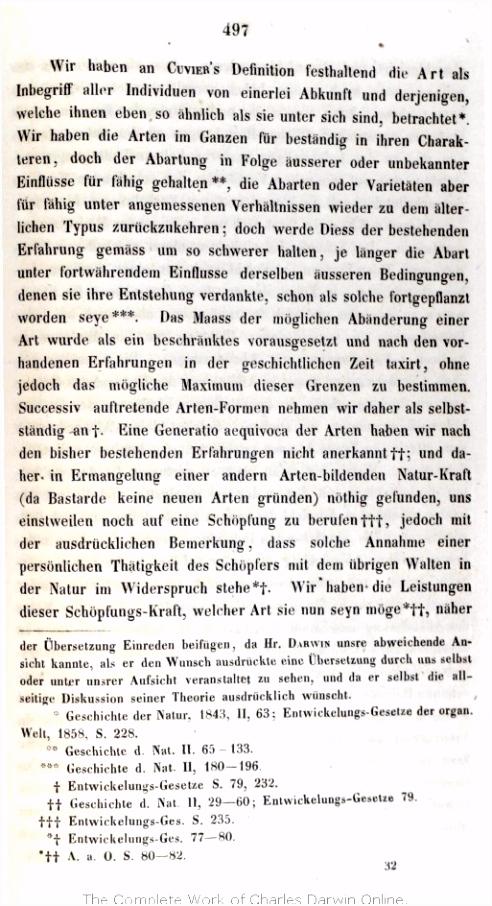Arbeitszeugnis Garten Und Landschaftsbau Vorlage Darwin C R 1860 über Entstehung Der Arten Im Thier Und W6dd53ssi7 J2rh45kyw2