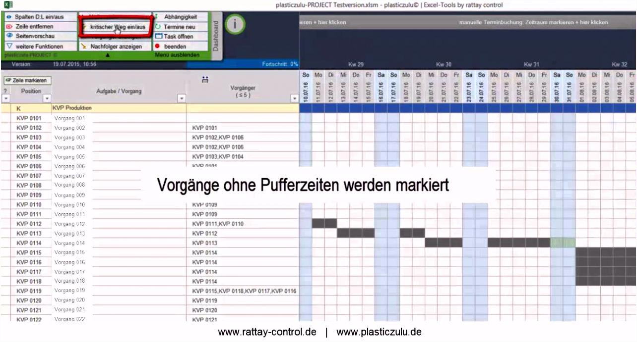Gantt Diagramm Excel – Excel Vorlagen