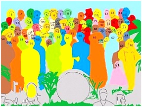 List of images on the cover of Sgt Pepper s Lonely Hearts Club Band