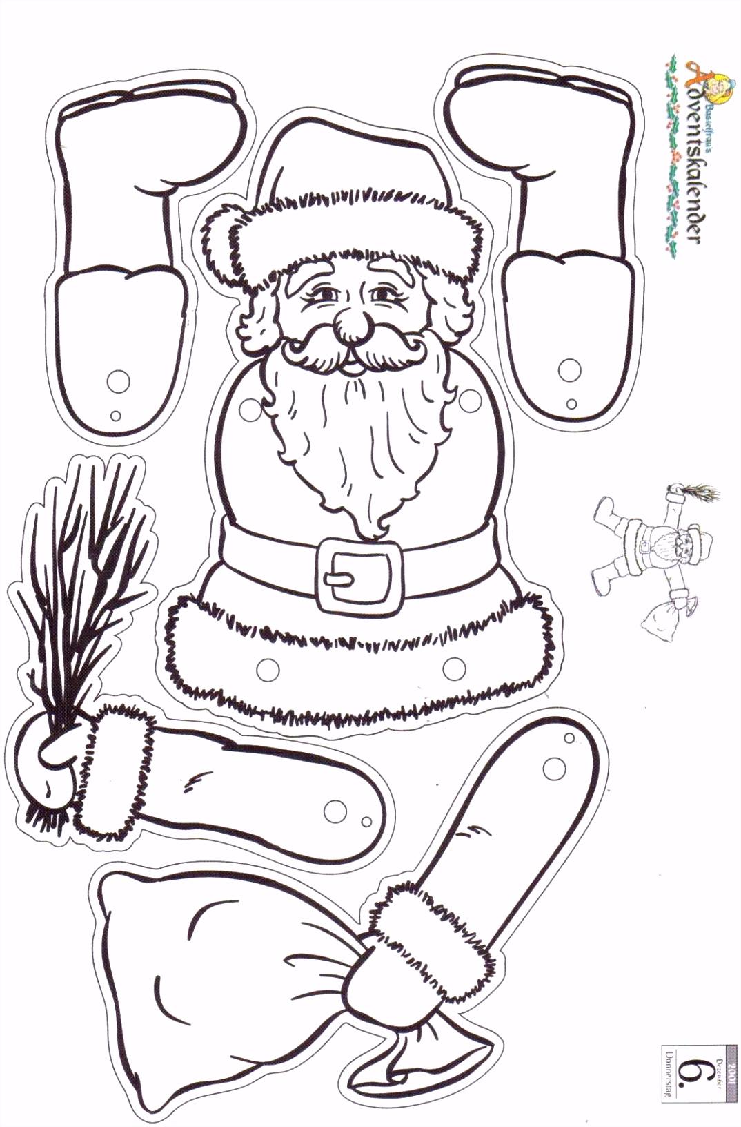 Weihnachts Vorlagen Zum Ausdrucken Kostenlos