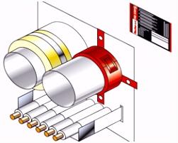Neues Abschottungssystem Brandschutz vorgestellt Massivbau