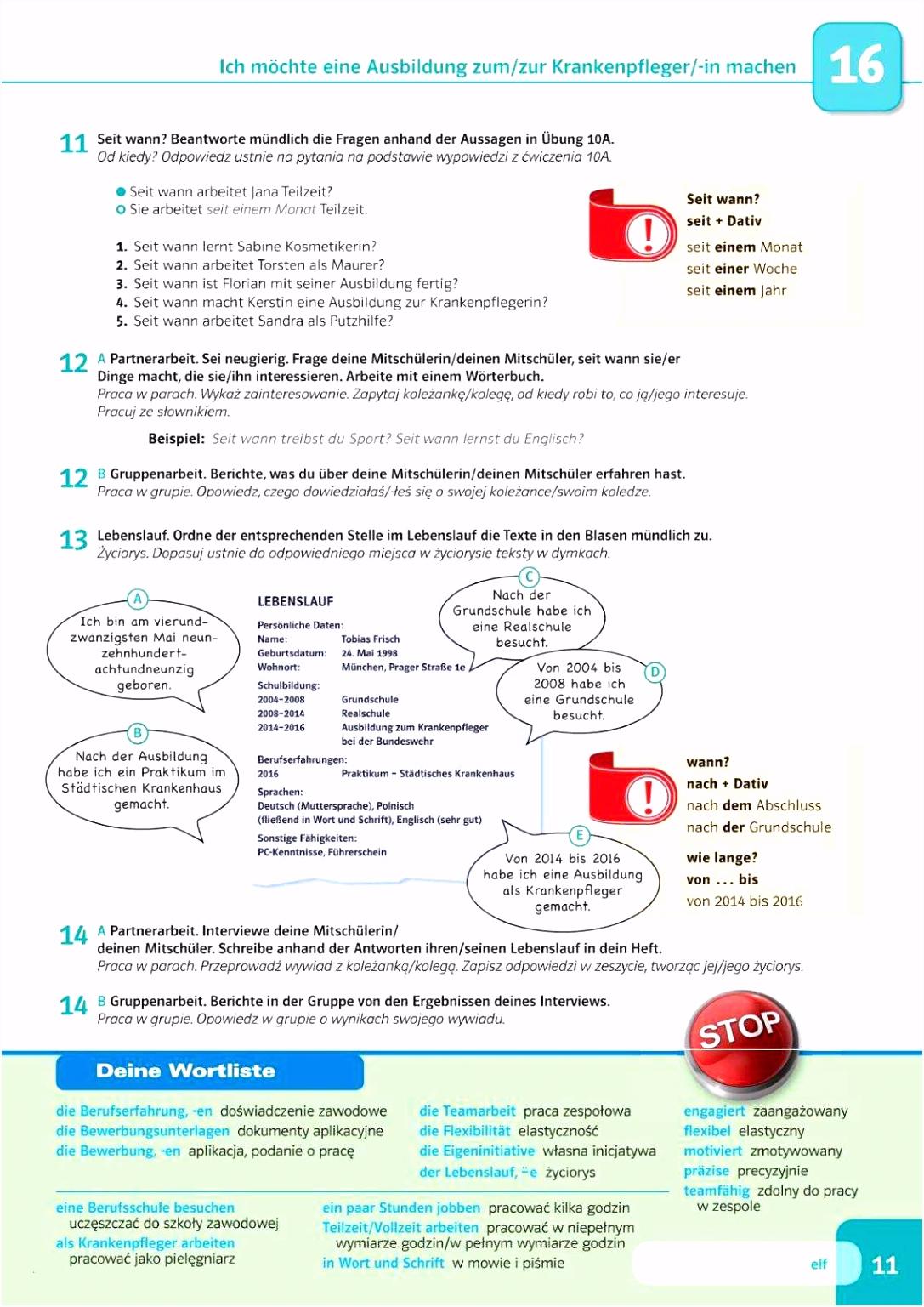 25 Druckbare Bewerbung Gesundheits Und Krankenpfleger Ausbildung