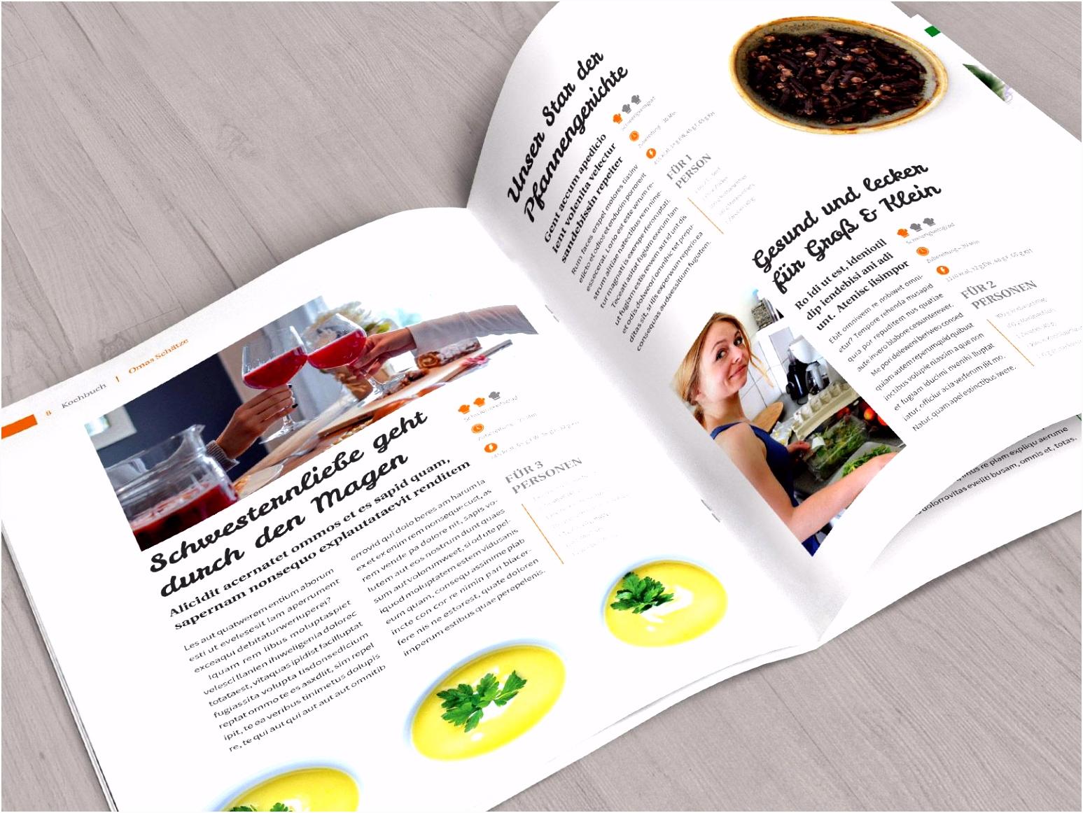 Kochbuch Vorlage Word Das Beste Von Kochbuch Und Rezeptbuch Vorlage