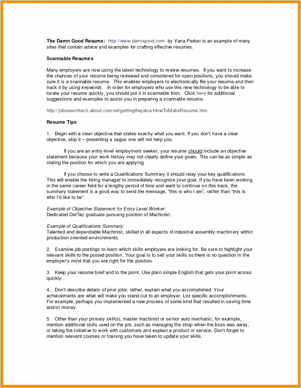 Detaillierte Bewerbung Reinigungskraft Vorlage Kostenlos