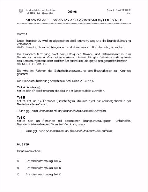 merkblatt brandschutzordnung teil b u c Landkreis Eichsfeld
