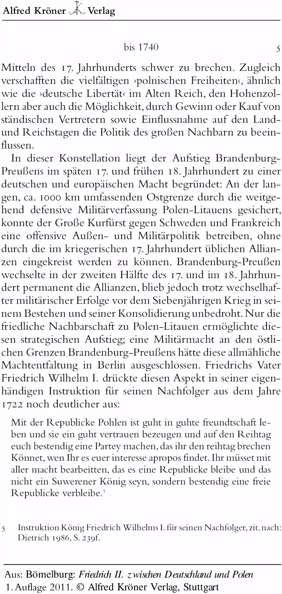 1 Der junge Thronfolger und preußisch polnische Tradition PDF