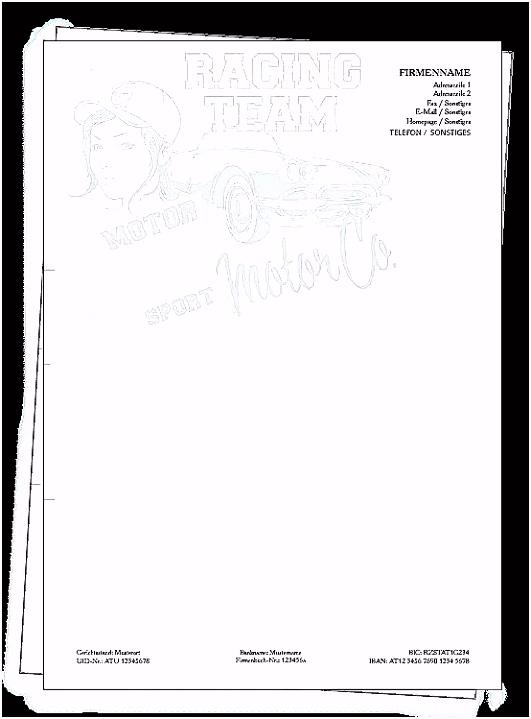 Briefpapier Vorlagen Kostenlos Ausdrucken Briefpapier Vorlagen