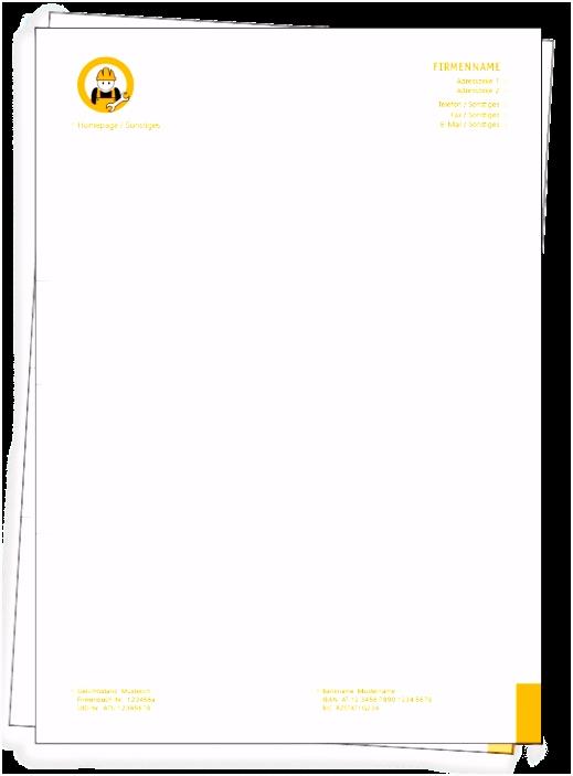 Briefpapier DIN A4 von onlineprintXXL briefpapier onlineprintxxl