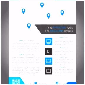 Informational Brochure Templates – Tri Fold Pamphlet Template Free