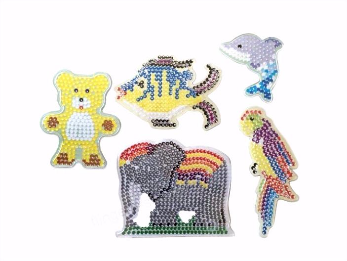 Bügelperlen Stiftplatten Tiere Bügelperlen Steckplatten 5