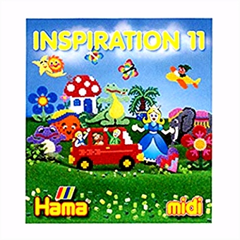 Hama 399 11 Original Bügelperlen Vorlagenheft Inspiration 11