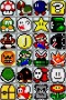 7 Bugelperlen Vorlagen Mario