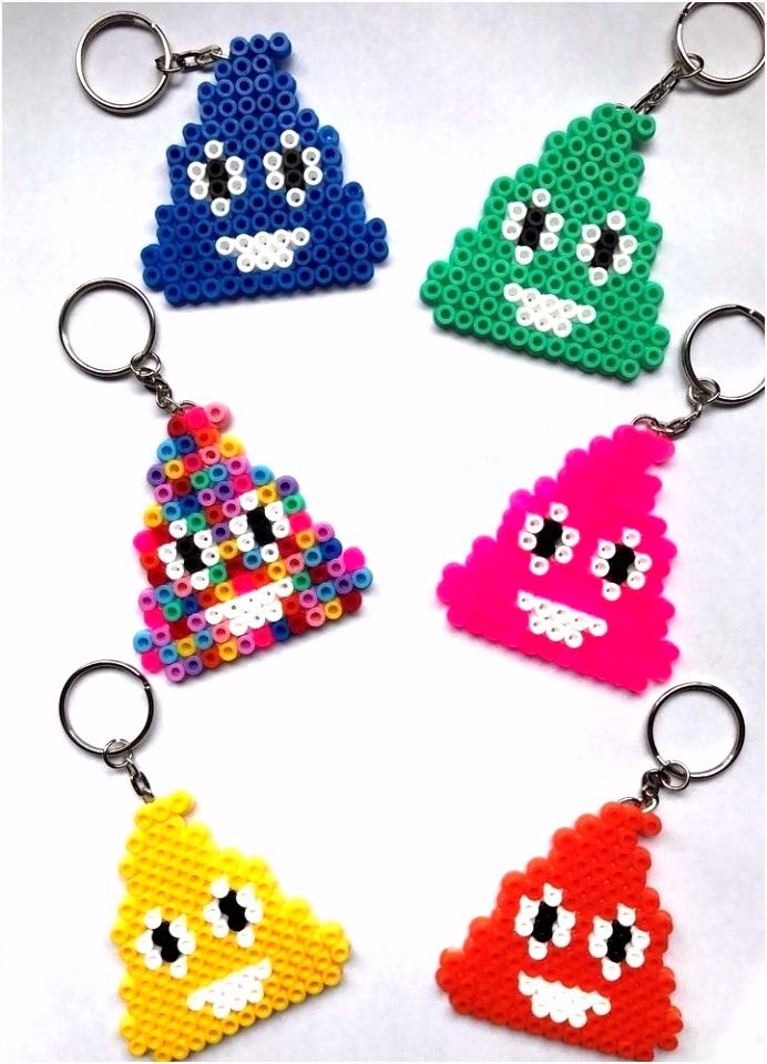 Bugelperlen Vorlagen Seepferdchen Emoji Poo Keyring Hama Bead Handmade Uk Bügelperlen H4uq45rrk6 Chof55uag2