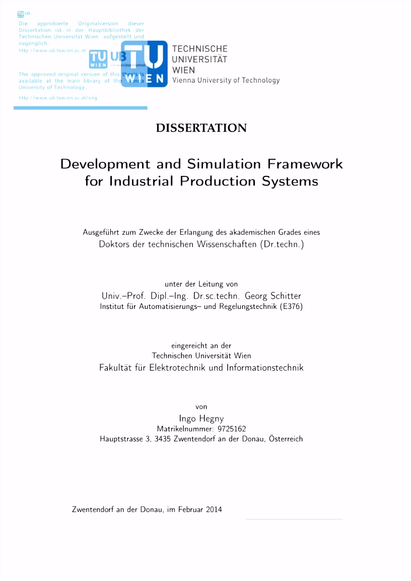 Ce Kennzeichnung Maschinen Vorlage Pdf Development and Simulation Framework for Industrial Production J6id58uhd4 I5rl6mwhl6