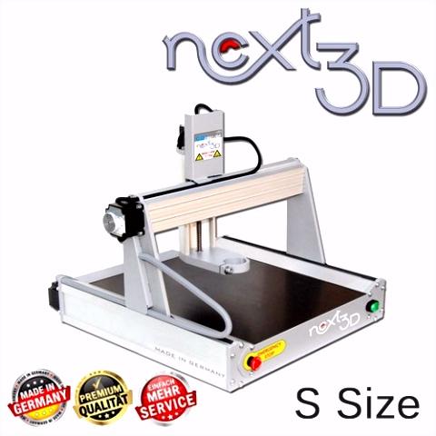 Next3D CNC Router Series Configurator