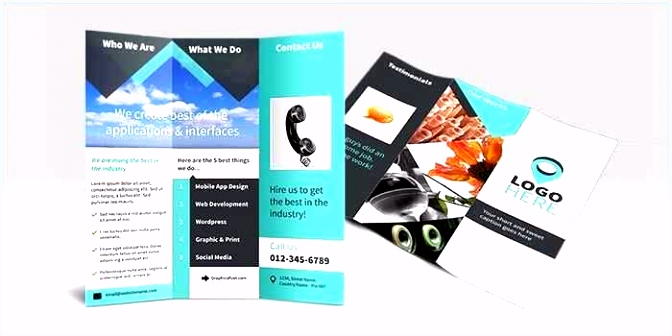 28 Awesome Blank Travel Brochure Template Scheme Resume Templates