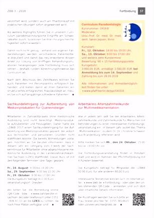ZBB Ausgabe 3 2018 by KZVLB issuu