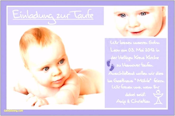 Nouveau Taufe Einladung Spruch Ou Taufe Einladung Text Schan