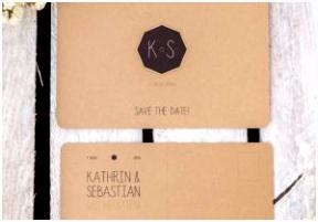 Ticket Save the Date Unique Einladungen Aus Holz Baby Dankeskarten