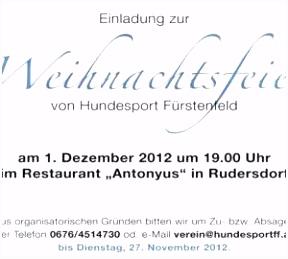 Einladung Nikolausfeier Vorlage Einladungen Einladung