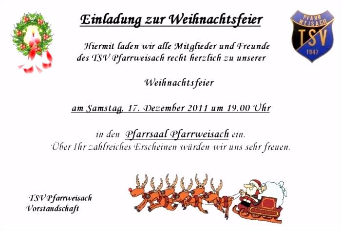 Gedicht Weihnachtsfeier Firma Best Vorlage Einladung Zur